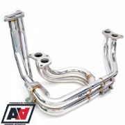 RCM Subaru Twin Scroll Stainless Steel Tubular Exhaust Manifold RCM2003